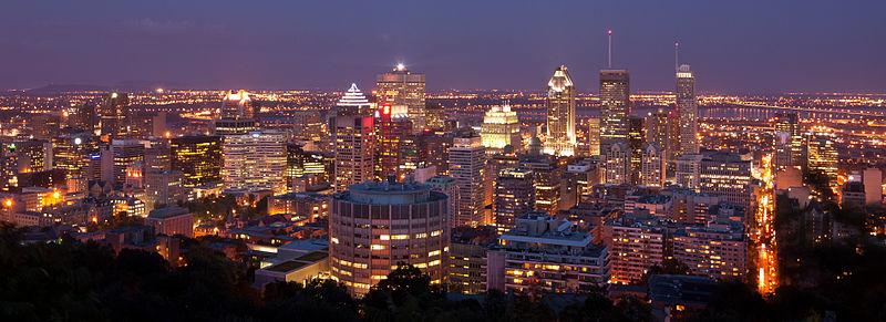 7-Widok na Montreal z gory Montroyal.jpg